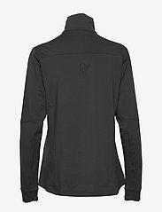 Norrøna - falketind warm1 stretch Jacket W's - fleece midlayer - caviar - 1