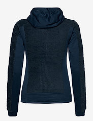 Norrøna - falketind Alpha120 Zip Hood W's - fleece - indigo night - 1