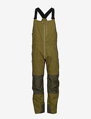 Norrøna - svalbard heavy duty Bib Ms - spodnie turystyczne - olive drab - 0