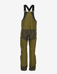 Norrøna - svalbard heavy duty Bib Ms - spodnie turystyczne - olive drab - 1