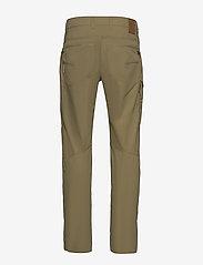 Norrøna - svalbard mid cotton Pants (M) - spodnie turystyczne - elmwood - 1