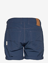 Norrøna - svalbard light cotton Shorts (W) - outdoorshorts - indigo night - 1