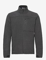 Norrøna - Norrna warm2 Jacket M's - basic sweatshirts - caviar melange - 1