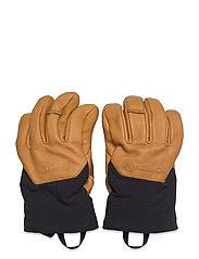 lofoten Gore-Tex thermo100 short Gloves Unisex - KANGAROO