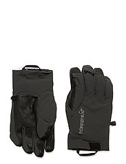 lofoten dri1 PrimaLoft170 short Gloves - PHANTOM