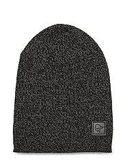 /29 thin marl knit Beanie - CASTOR GREY