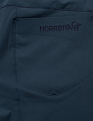 Norrøna - falketind flex1 slim Pants W's - friluftsbukser - indigo night - 5