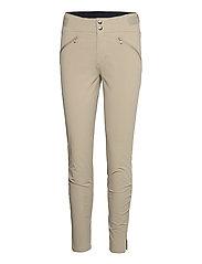 falketind flex1 slim Pants W's - SANDSTONE