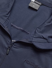 Norrøna - falketind warm1 stretch Jacket M's - fleece midlayer - indigo night - 2