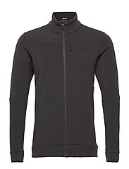 falketind warmwool2 stretch Jacket M's - CAVIAR
