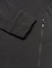 Norrøna - falketind warmwool2 stretch Jacket M's - podstawowe bluzy - caviar - 3