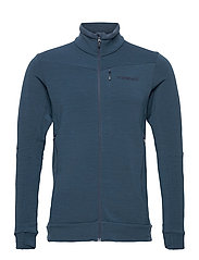falketind warmwool2 stretch Jacket M's - INDIGO NIGHT