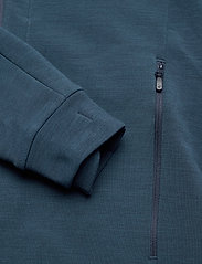 Norrøna - falketind warmwool2 stretch Jacket M's - podstawowe bluzy - indigo night - 3