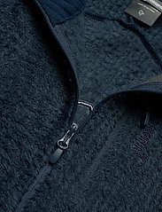 Norrøna - falketind Alpha120 Zip Hood W's - fleece - indigo night - 2