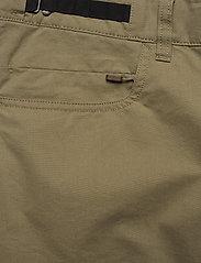 Norrøna - svalbard mid cotton Pants (M) - spodnie turystyczne - elmwood - 3