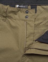 Norrøna - svalbard mid cotton Pants (M) - spodnie turystyczne - elmwood - 4