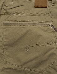 Norrøna - svalbard mid cotton Pants (M) - spodnie turystyczne - elmwood - 5