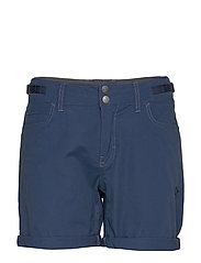 svalbard light cotton Shorts (W) - INDIGO NIGHT