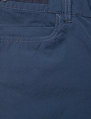 Norrøna - svalbard light cotton Shorts (W) - outdoorshorts - indigo night - 2