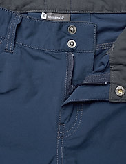 Norrøna - svalbard light cotton Shorts (W) - outdoorshorts - indigo night - 3
