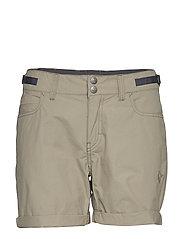 svalbard light cotton Shorts (W) - SANDSTONE