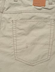 Norrøna - svalbard light cotton Shorts (W) - outdoorshorts - sandstone - 4