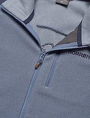 Norrøna - svalbard warm1 Jacket (W) - fleece midlayer - coronet blue - 2