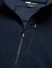 Norrøna - svalbard warm1 Jacket (W) - fleece midlayer - indigo night - 5