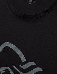 Norrøna - /29 cotton viking T-Shirt M's - sportoberteile - caviar - 2