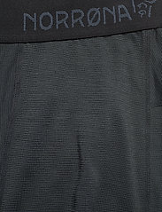 Norrøna - equaliser merino 3/4 Longs M's - base layer bottoms - caviar - 2