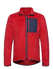 norrna warm3 Jacket M's - JESTER RED