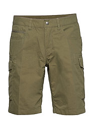 Norrna Cargo Shorts M's - OLIVE NIGHT