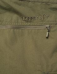 Norrøna - Norrna Cargo Shorts M's - wandel korte broek - olive night - 6