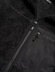 Norrøna - norrna warm3 Jacket W's - fleece - caviar - 3