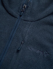 Norrøna - norrna warm2 halfzip Unisex - basic-sweatshirts - indigo night - 2