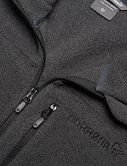 Norrøna - Norrna warm2 Jacket W's - fleece - caviar melange - 2