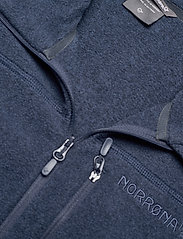 Norrøna - Norrna warm2 Jacket W's - fleece - indigo night - 2