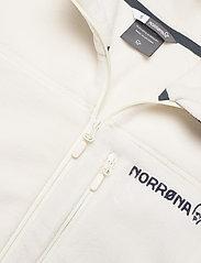 Norrøna - Norrna warm2 Jacket W's - fleece - snowdrop - 2