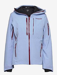 lofoten Gore-Tex insulated Jacket (W) - laskettelutakki - serenity