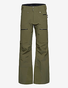lofoten Gore-Tex Pants M's - hiihtohousut - olive night