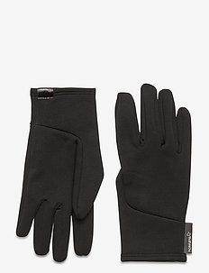 /29 powerstretch Gloves - akcesoria - caviar