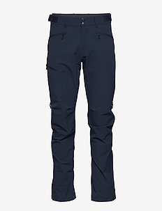 falketind flex1 Pants M's - softshell-housut - indigo night