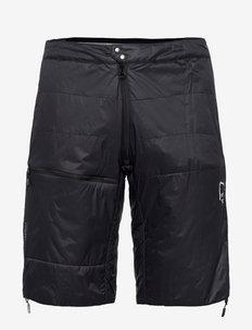 falketind thermo40 shorts M's - spodenki turystyczne - caviar/drizzle