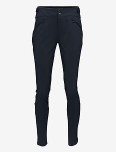 falketind flex1 slim Pants W's - softshell pants - caviar