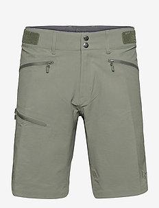 falketind flex1 Shorts M's - training korte broek - castor grey