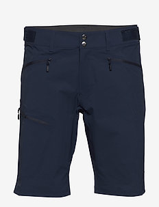 falketind flex1 Shorts M's - softshell pants - indigo night