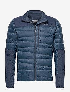 falketind down750 Jacket M's - frilufts- og regnjakker - indigo night