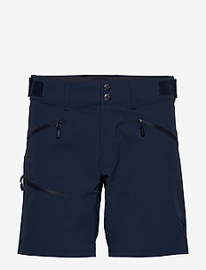 falketind flex1 Shorts W's - softshell-bukser - indigo night