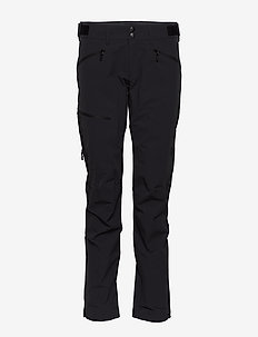 falketind flex1 Pants W's - softshell pants - caviar