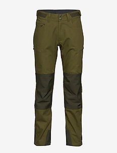 svalbard heavy duty Pants Ms - ulkohousut - olive drab